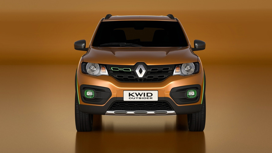 Renault Kwid Outsider Concept - Brasil