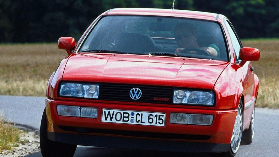 Geçmişe Bakış: Volkswagen Corrado