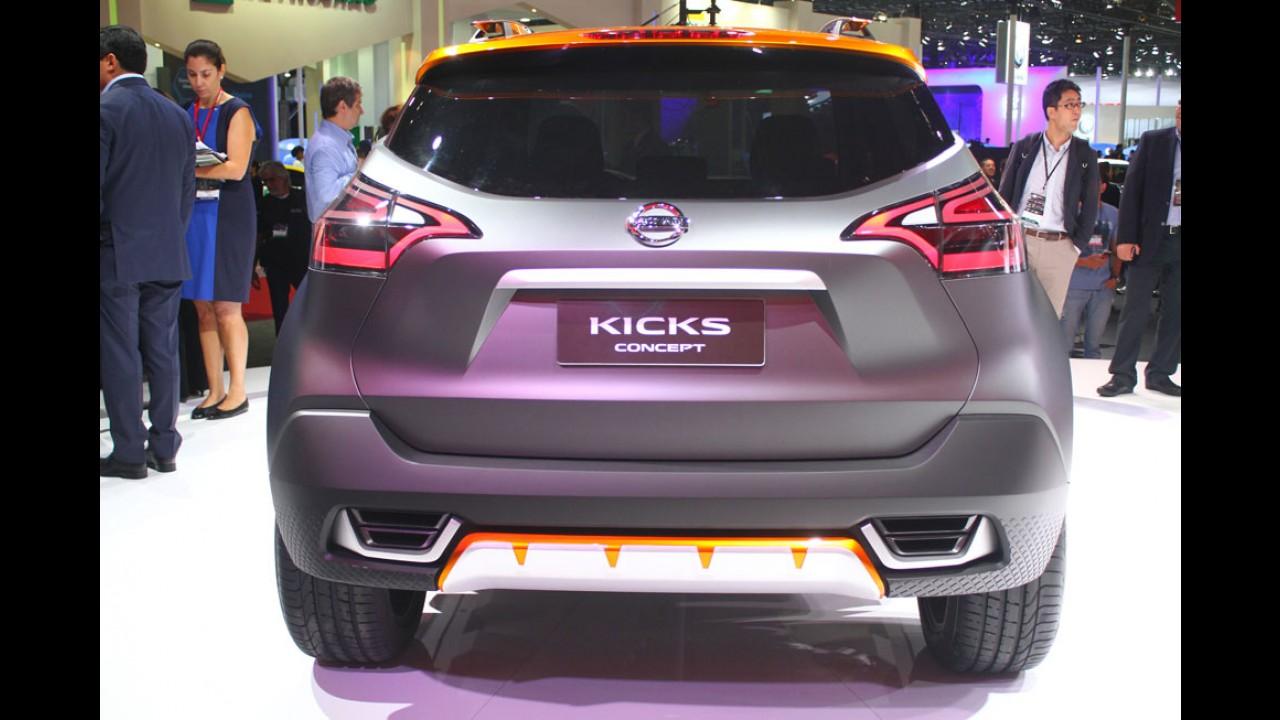 Com produção confirmada no Brasil, Nissan Kicks pode chegar aos EUA