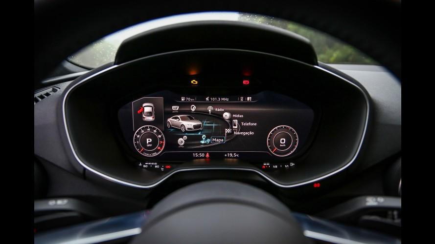 Audi A3 ganhará face-lift e painel digital do TT em 2016