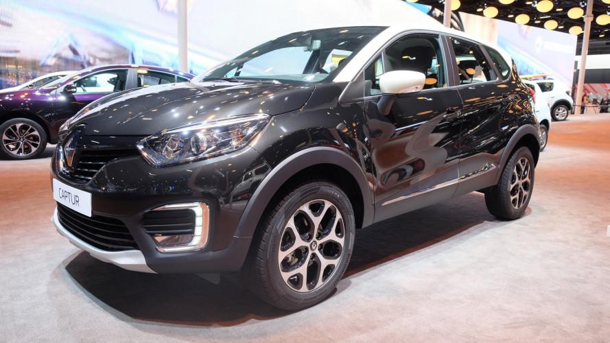 Importado do Brasil, Renault Captur já está à venda na Argentina