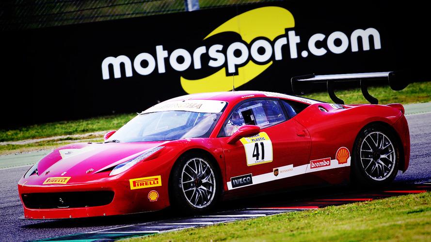 Ferrari et Motorsport.com s'associent pour la diffusion des Finali Mondiali 2016
