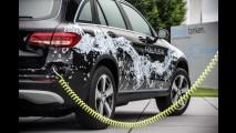 Mercedes confirma produção do GLC movido a hidrogênio em 2017