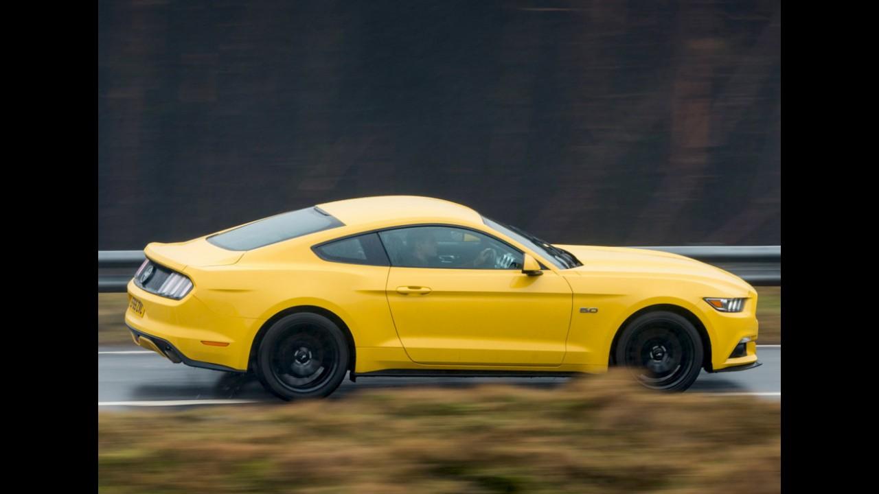 Dúvida no Brasil, Novo Mustang desembarca na Argentina por US$ 95 mil