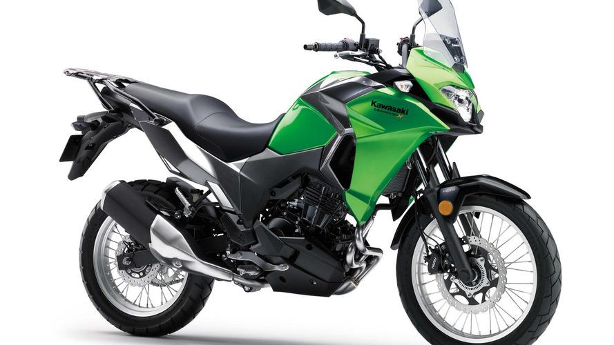 Kawasaki lança Versys-X 300, aventureira de baixa cilindrada para concorrer com BMW G 310 GS