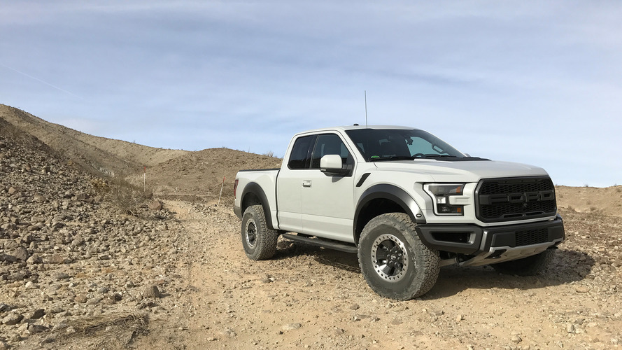 Ford F-150 Raptor Is Both Four-Wheel Drive And All-Wheel Drive