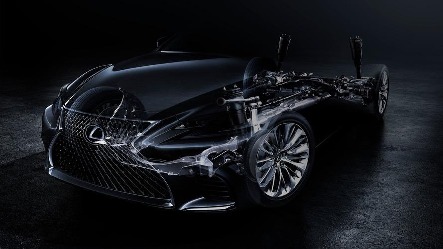 Yeni Lexus LS, 2017 Detroit Otomobil Fuarı'nda görücüye çıkacak