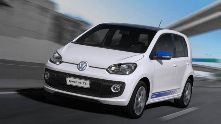 VW SpeedUp!
