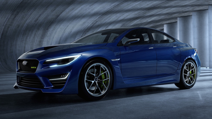 New Subaru WRX won't be here until 2020