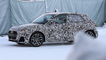 2019 Audi A1 casus fotoğrafları