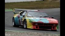 BMW M1 Andy Warhol Art Car