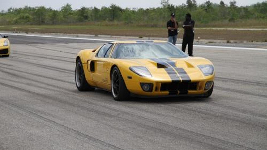 Heffner Ford GT allegedly crushes standing mile world record with 266.94 mph in Miami [Video]