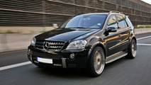 VÄTH Giant based on Mercedes ML 63 AMG