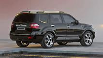 2009 Kia Borrego Limited Concept at SEMA