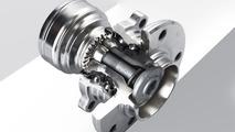 BMW lightweight axel drive shaft 05.04.2011