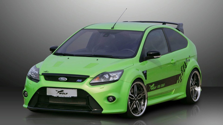 Ford Focus RS Tuned by Wolf Racing