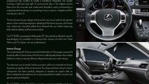 Lexus CT 200h leaked photos - 825 - 23.02.2010