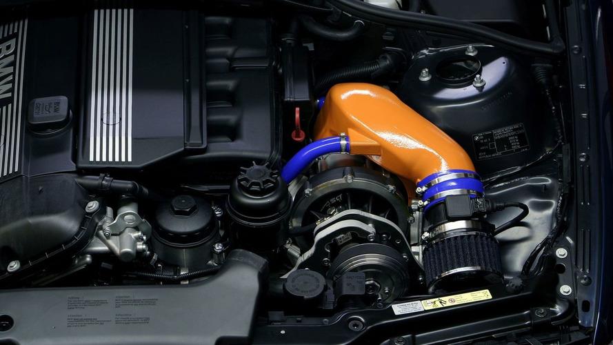 G-POWER Reanimates BMW 6-cylinder M54 engine