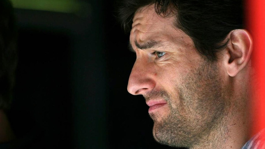 Webber groans after seeing longer Bahrain layout