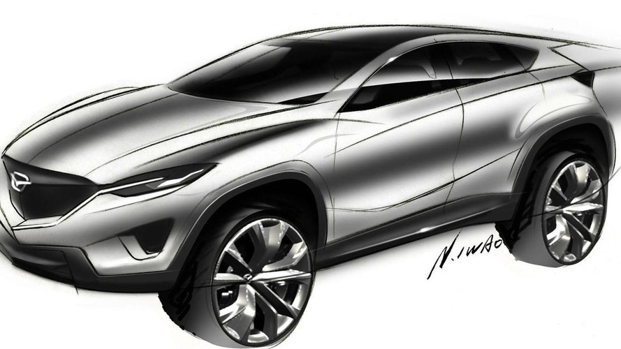 Mazda CX-3 in the pipeline - report