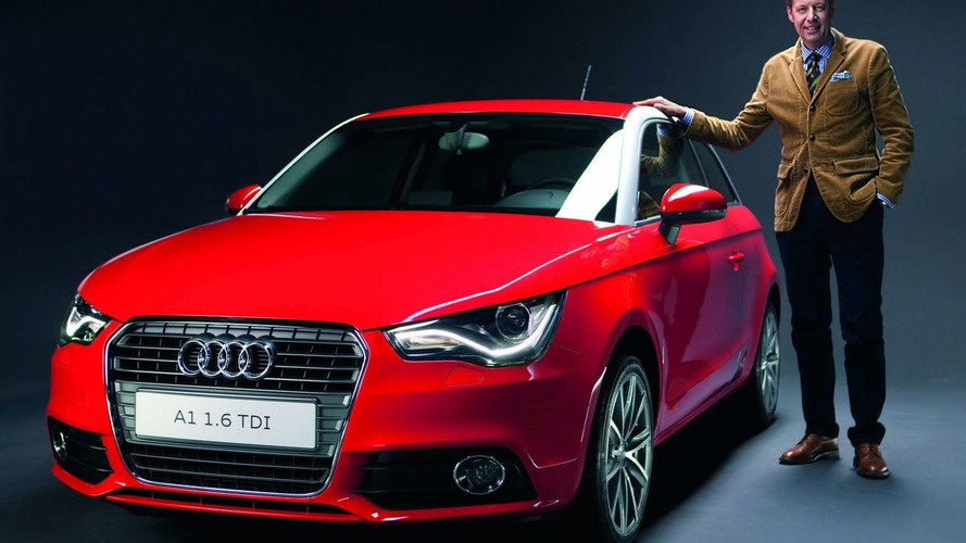 Audi A1 First Driving Video Released