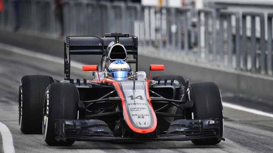 Alonso upbeat despite Ferrari resurgence