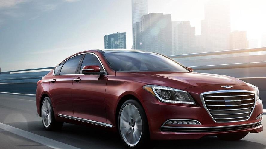 US-spec Hyundai Genesis to gain twin-turbo V6 engine