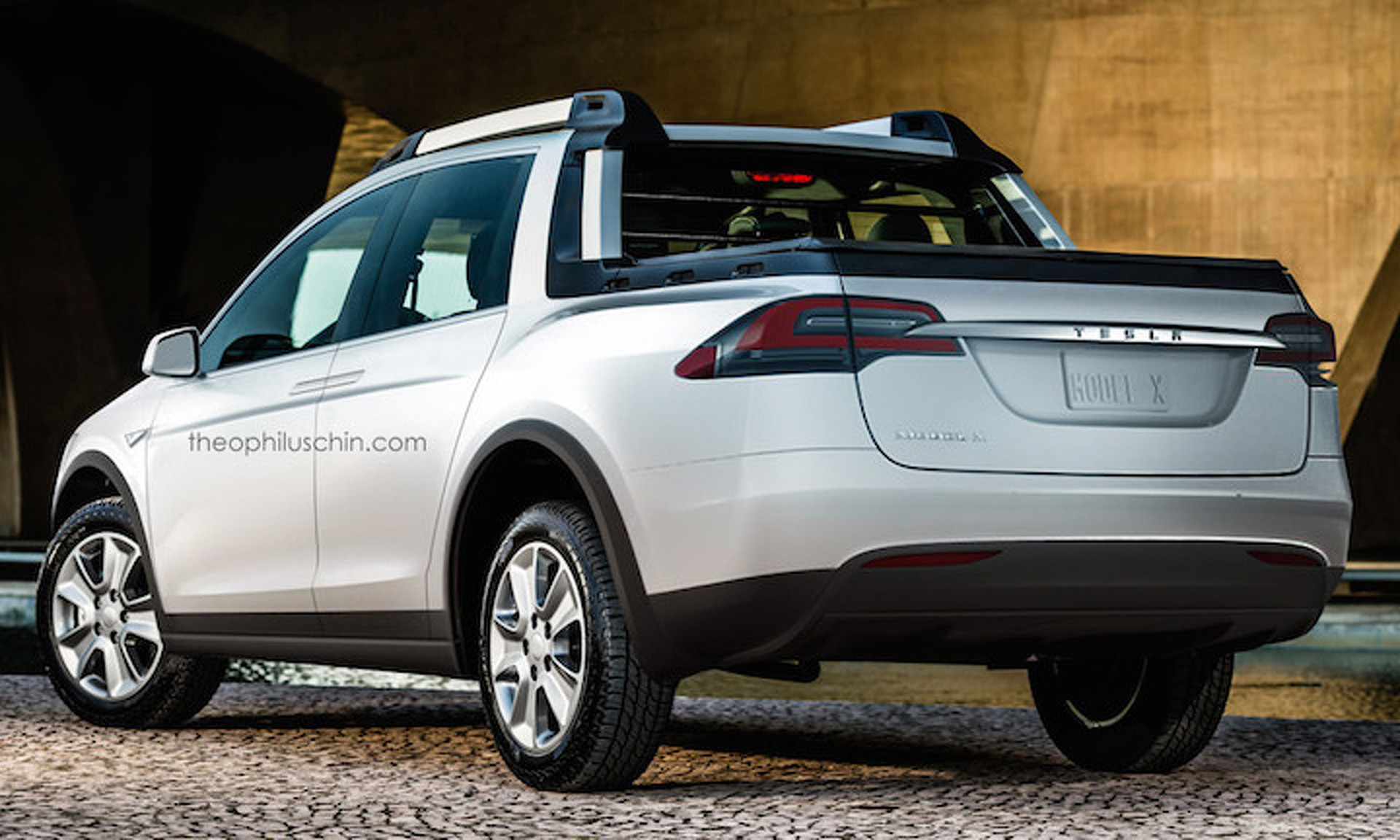 Would This Tesla Pickup Truck Make Any Sense?