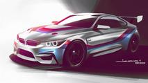 BMW M4 GT4 2018