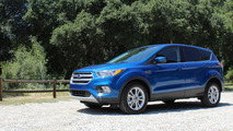 2017 Ford Escape slider