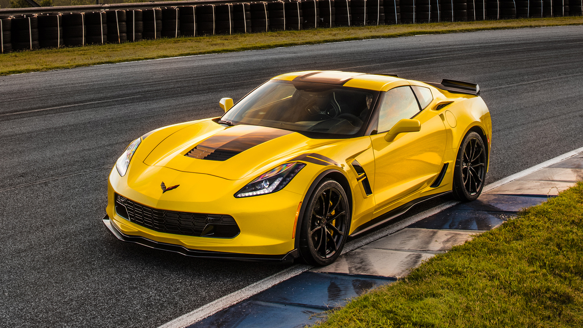 Chevy Corvette 2018 >> First Drive: 2017 Chevy Corvette Grand Sport