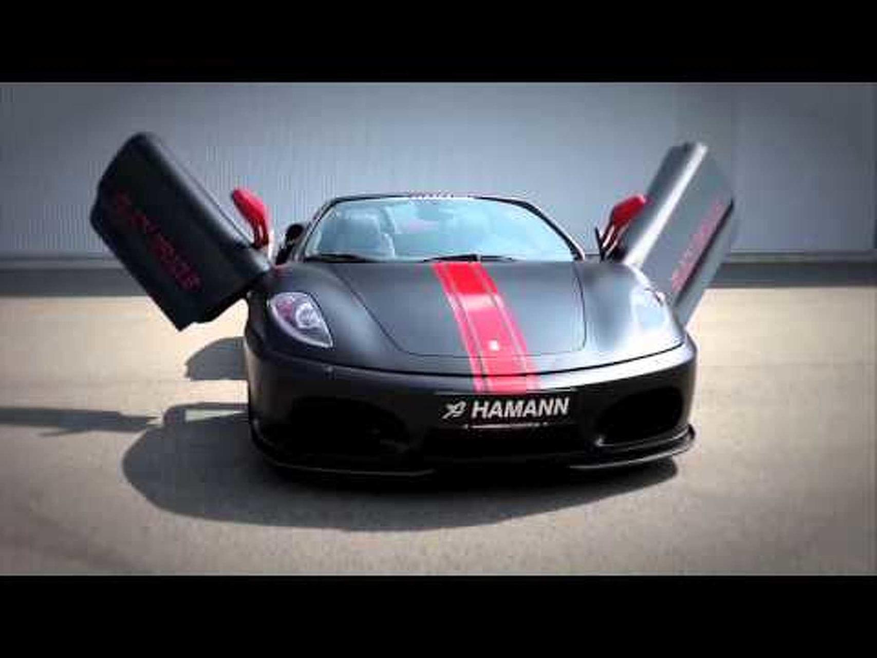 Hamann Ferrari F430 Black Miracle