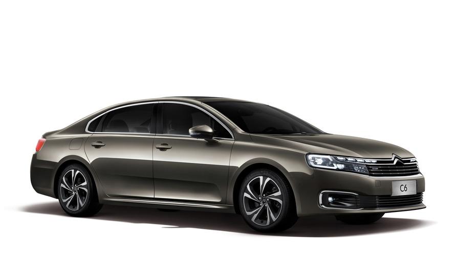 Citroën relance la C6 pour le marché chinois