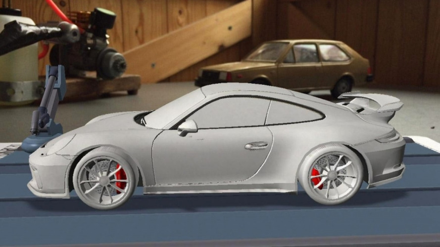 2017 Porsche 911 GT3 may have just been leaked