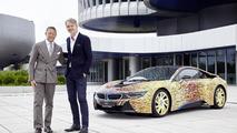 BMW i8 Futurism Edition