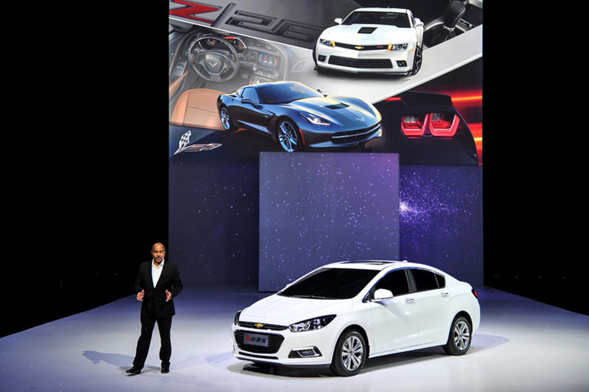 North America Will Have to Wait on the (Real) New Chevy Cruze