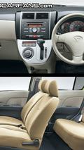 Redesigned Daihatsu Mira SDP Interior
