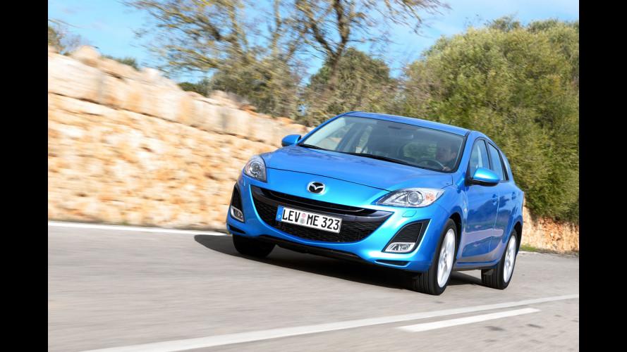 Mazda3: i prezzi