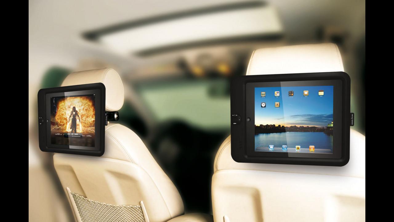 Il supporto per iPad Active Car Mount