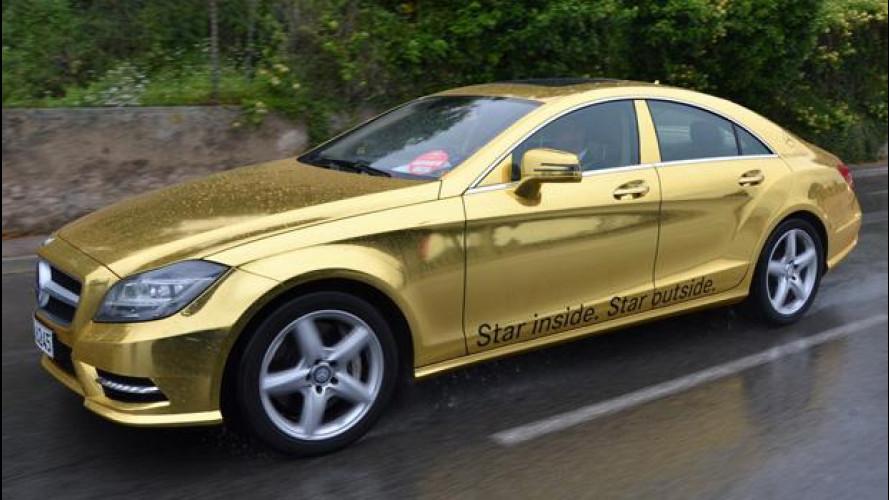 Mercedes e AMG dorate al Festival di Cannes 2012