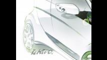 Mitsubishi i MiEV concept preview