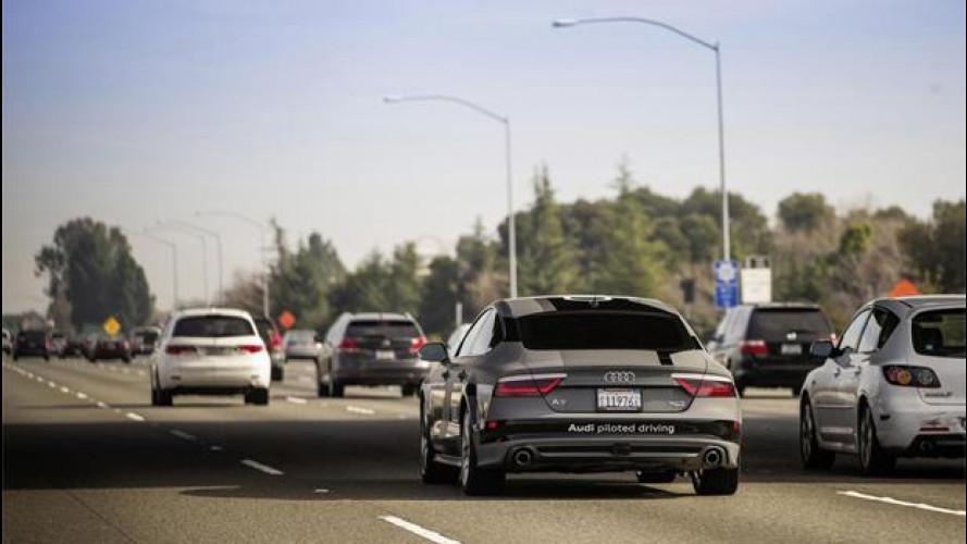 CES 2015, a Las Vegas arriva l'auto che guida da sola