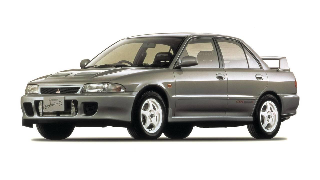 Mitsubishi Lancer Evolution II