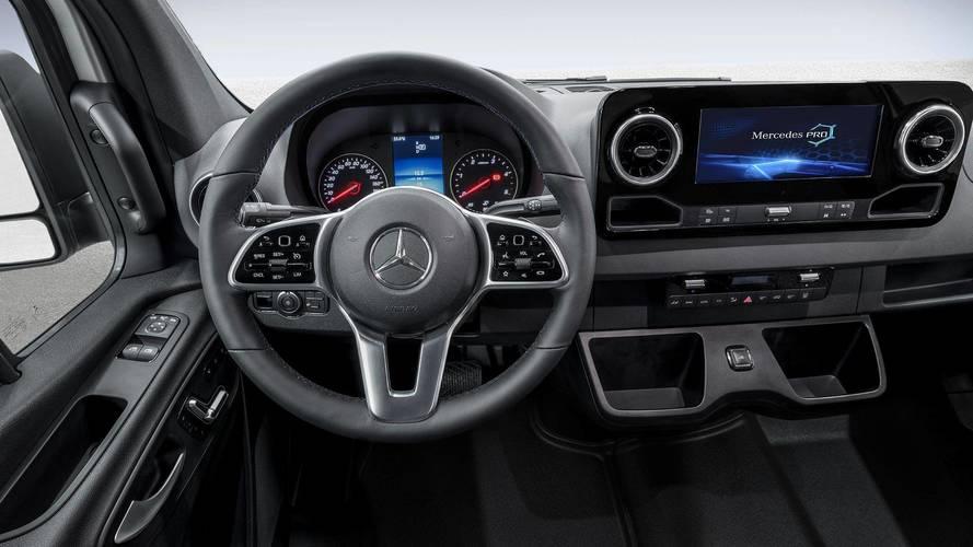 3. nesil Mercedes-Benz Sprinter Teaser
