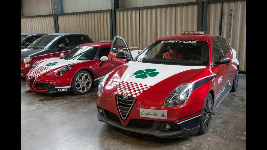 Alfa Romeo al Motor Show 2014