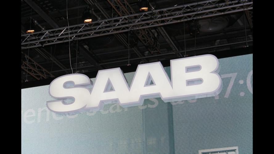 Saab al Salone di Parigi 2010