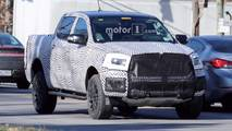 2018 Ford Ranger FX4 casus fotoğraflar