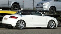 Audi TT S Spied with LED Headlamps