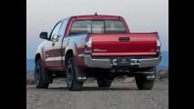 Toyota Tacoma 2012 ganha edição limitada TX Baja Series nos Estados Unidos - Preços começam em US$ 34,490