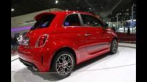 Salão SP: Fiat 500 Abarth, o foguetinho de 167 cv, chega ainda este ano